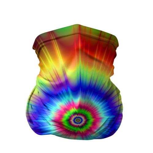 Бандана-труба 3D Tie dye
