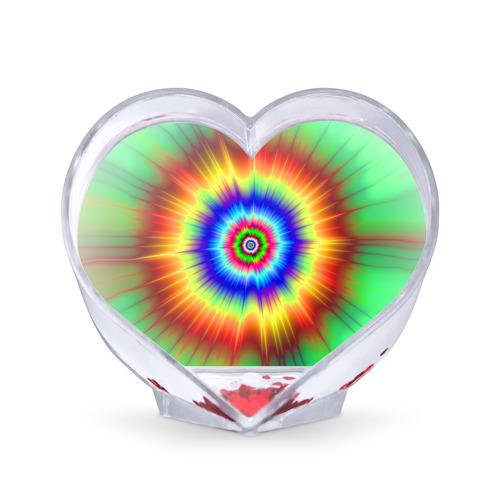 Сувенир Сердце  Фото 01, Tie dye