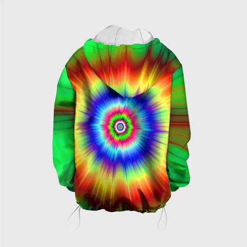 Детская куртка 3D Tie dye