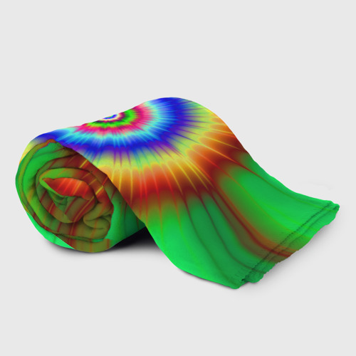 Плед 3D Tie dye