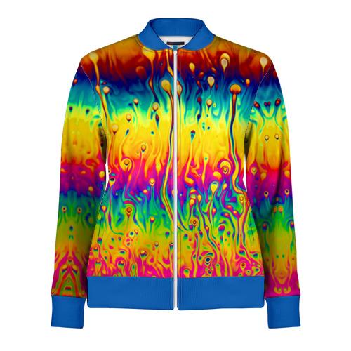 Женская олимпийка 3D Tie dye