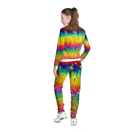 Женская олимпийка 3D  Фото 04, Tie dye