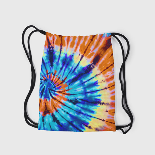 Рюкзак-мешок 3D  Фото 05, Tie dye