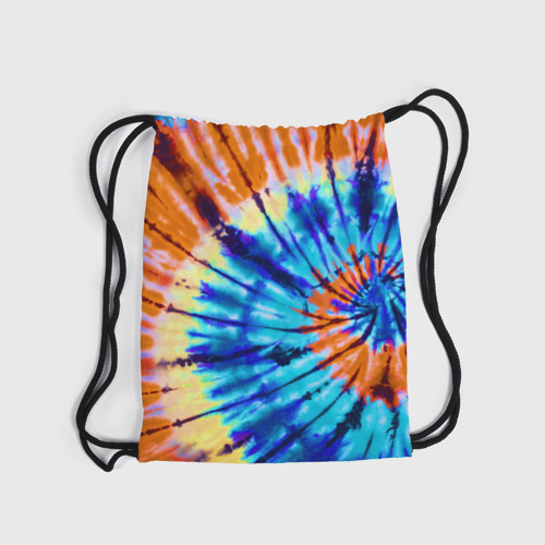 Рюкзак-мешок 3D  Фото 04, Tie dye
