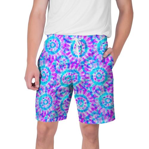 Мужские шорты 3D Tie dye