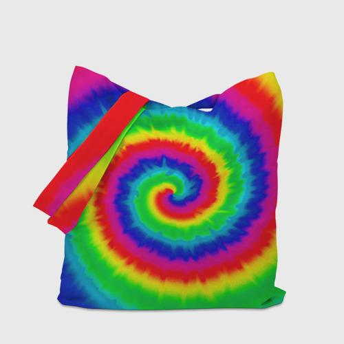 Сумка 3D повседневная  Фото 04, Tie dye