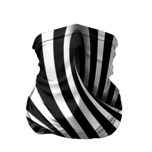 Бандана-труба 3D  Фото 01, Оптические иллюзии