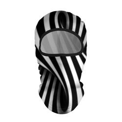 Балаклава 3DОптические иллюзии