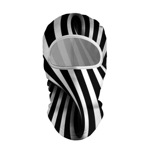 Балаклава 3D  Фото 01, Оптические иллюзии