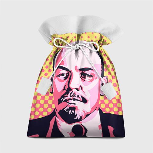 Подарочный 3D мешок Поп-арт. Ленин