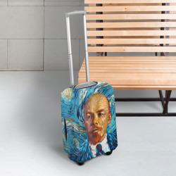 Ленин по мотивам Ван Гога