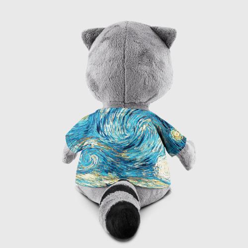Енотик в футболке 3D  Фото 02, Ленин по мотивам Ван Гога