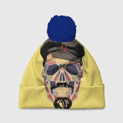 Полигональный череп Ленина