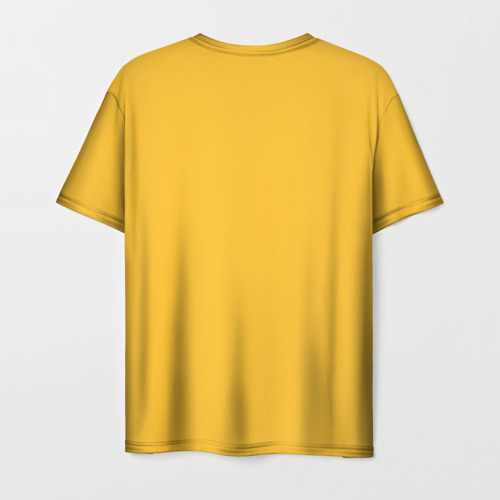 Мужская футболка 3D Ленин хипстер Фото 01