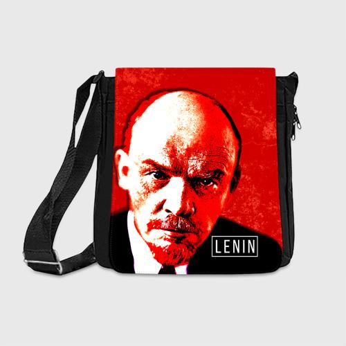 Сумка через плечо Ленин