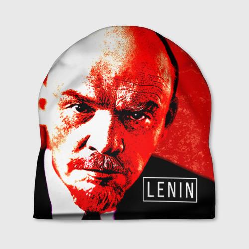Шапка 3D Ленин