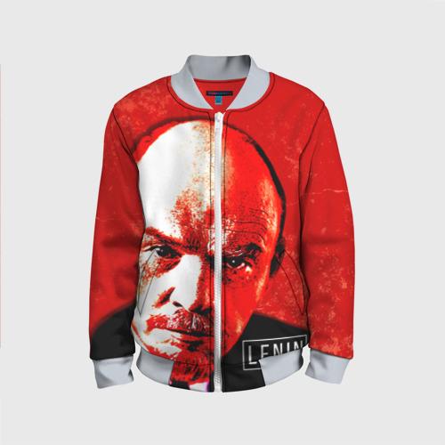 Детский бомбер 3D Ленин