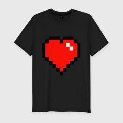 Minecraft сердце