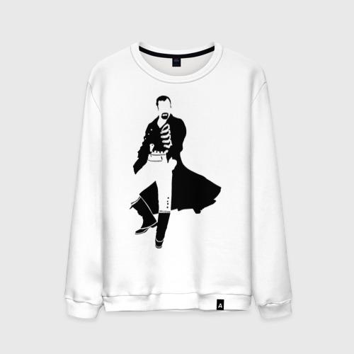 Мужской свитшот хлопок Black Sails Pirate