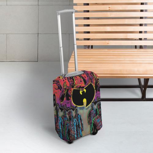 Чехол для чемодана 3D  Фото 03, Wu tang clan