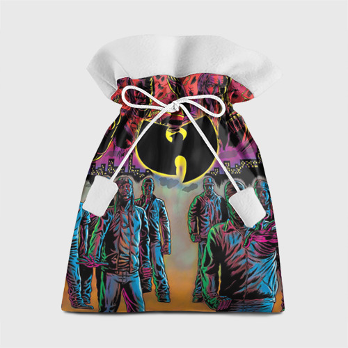 Подарочный 3D мешок Wu tang clan