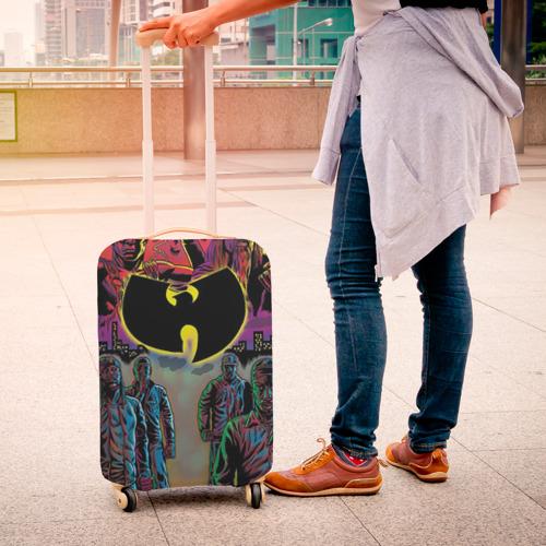 Чехол для чемодана 3D  Фото 04, Wu tang clan