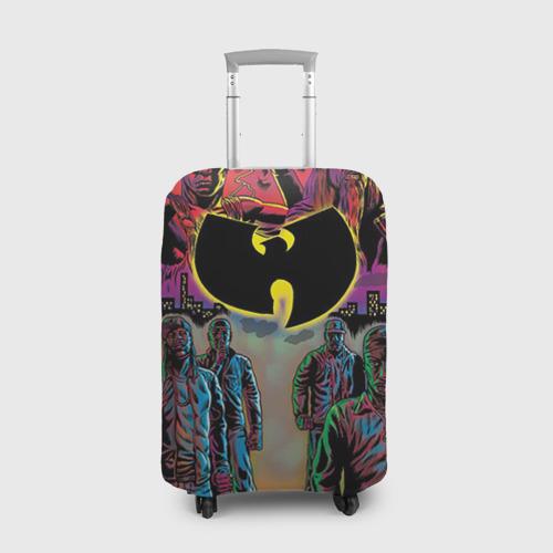 Чехол для чемодана 3D  Фото 01, Wu tang clan
