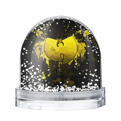 Водяной шар со снегом Wu-Tang Clan