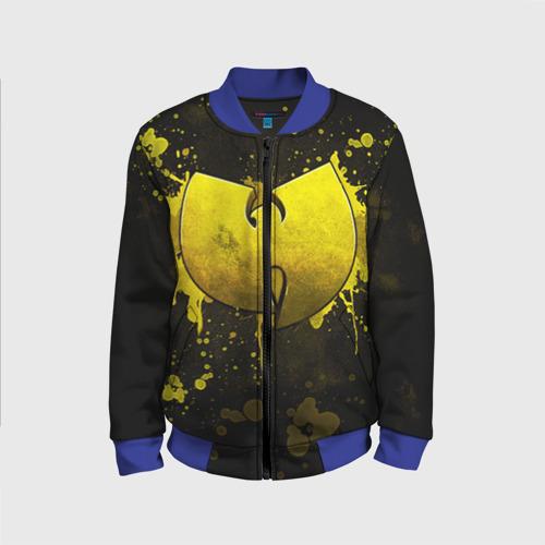 Детский бомбер 3D Wu-Tang Clan