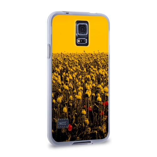 Чехол для Samsung Galaxy S5 силиконовый  Фото 02, Wu-Tang Clan