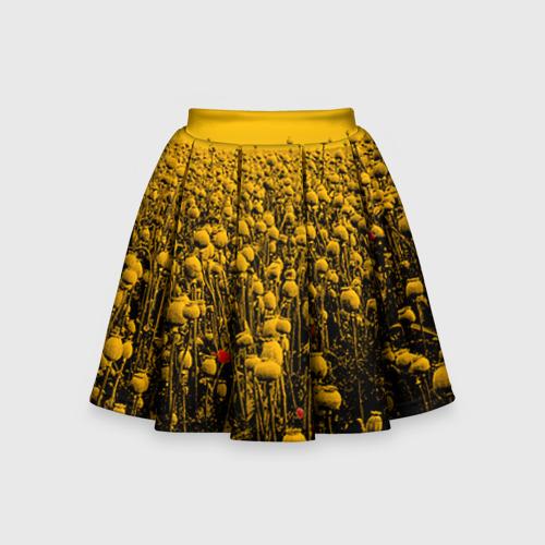 Детская юбка-солнце 3D Wu-Tang Clan