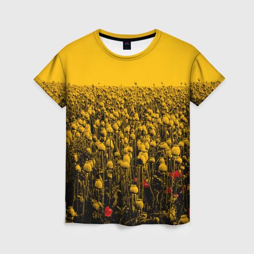 Женская футболка 3D Wu-Tang Clan от Всемайки