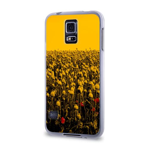 Чехол для Samsung Galaxy S5 силиконовый  Фото 03, Wu-Tang Clan