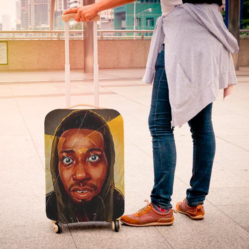 Чехол для чемодана 3D  Фото 04, Wu-Tang Clan