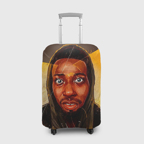 Чехол для чемодана 3D  Фото 01, Wu-Tang Clan
