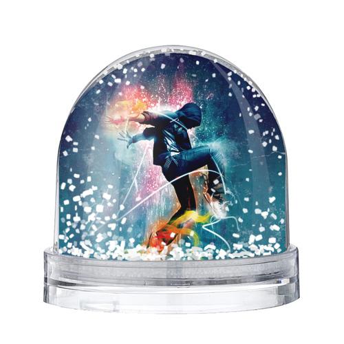 Водяной шар со снегом Hip hop