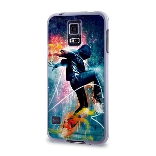 Чехол для Samsung Galaxy S5 силиконовый  Фото 03, Hip hop