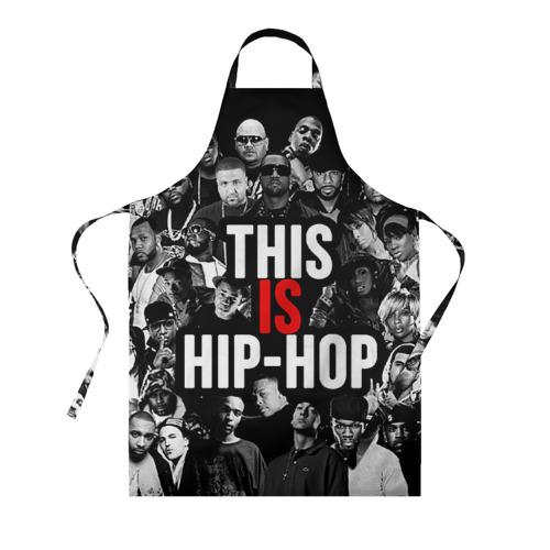 Фартук 3D Hip hop