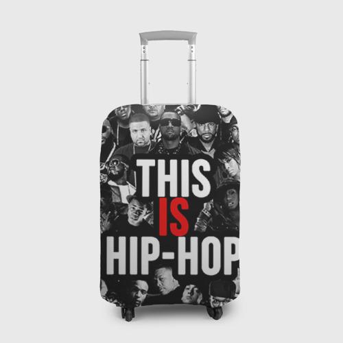Чехол для чемодана 3D Hip hop Фото 01