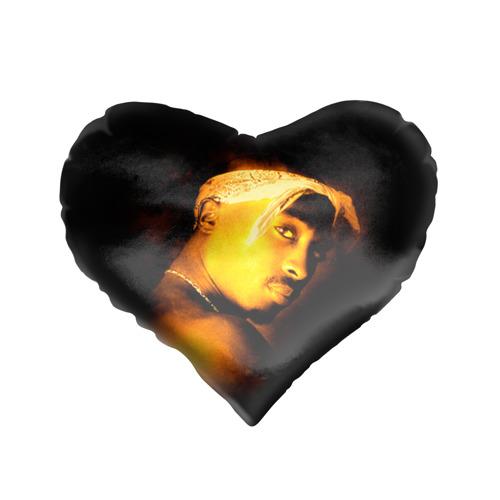Подушка 3D сердце  Фото 01, 2pac