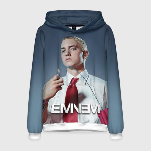 Мужская толстовка 3D Eminem от Всемайки