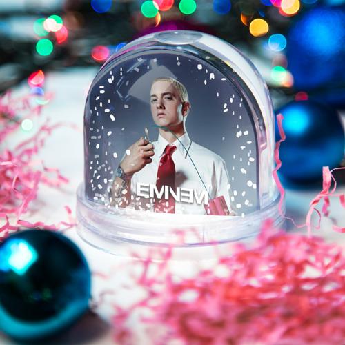 Водяной шар со снегом  Фото 03, Eminem