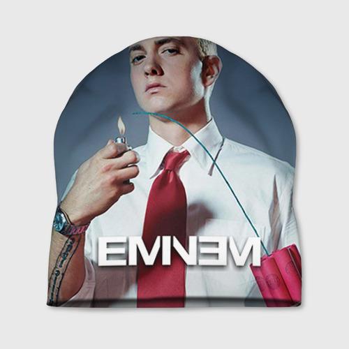 Шапка 3D  Фото 01, Eminem