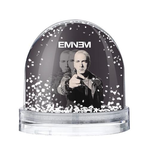 Водяной шар со снегом Eminem