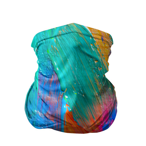 Бандана-труба 3D Абстракция красок