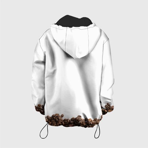 Детская куртка 3D Сова из кофе Фото 01