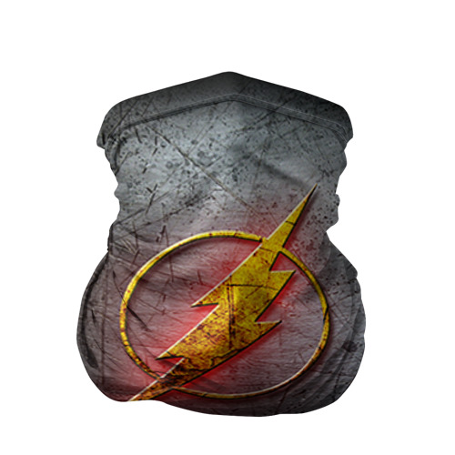 Бандана-труба 3D Супер Герой Flash