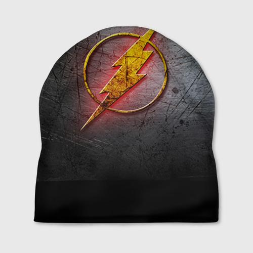 Шапка 3D Супер Герой Flash