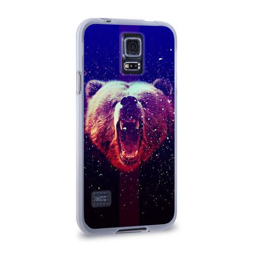 Чехол для Samsung Galaxy S5 силиконовый  Фото 02, BearRoarrr