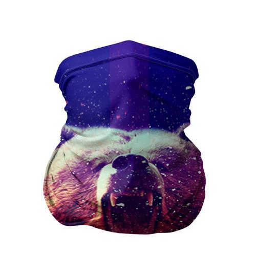 Бандана-труба 3D BearRoarrr